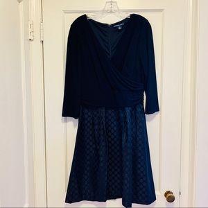 American Living Navy Semi Formal Dress Size 12